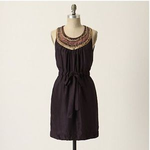 NWOT Anthropologie Baraschi Abydos Silk Dress